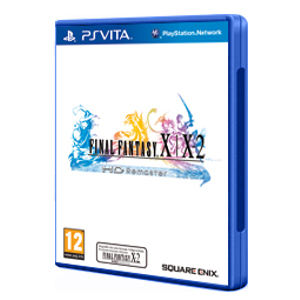 Final Fantasy X / X2 HD Remaster ps vita